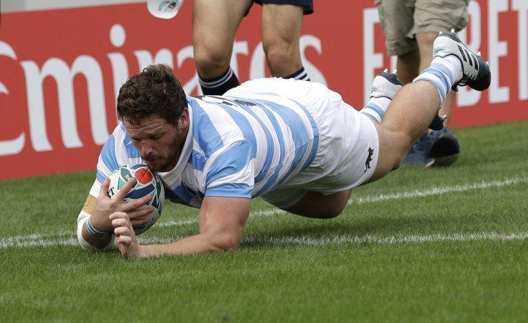 Rugby: Argentina se juega la vida ante Inglaterra