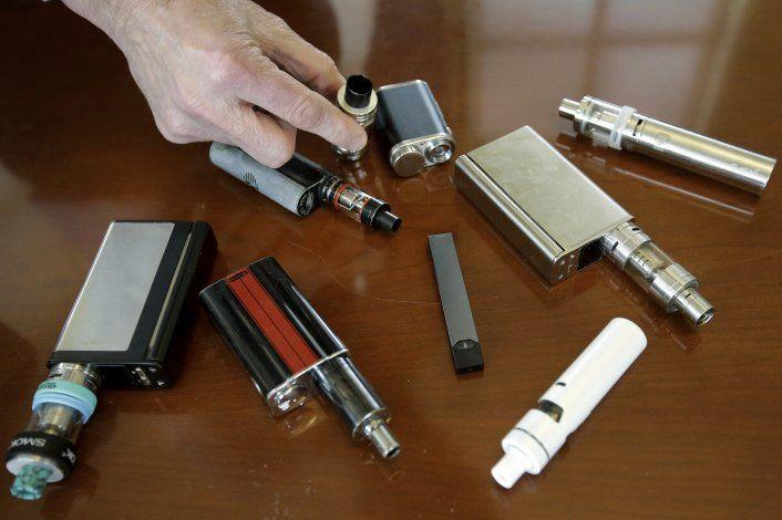 Reguladores en EEUU investiga a empresas de vaporizadores