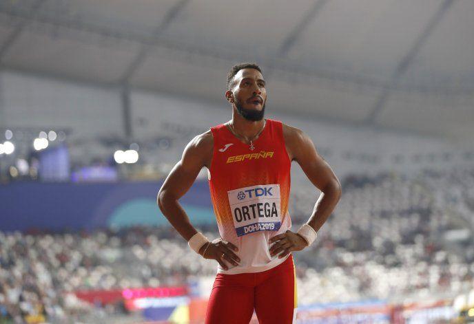 Cubano - Español Orlando Ortega recibe bronce en 110 vallas tras apelación