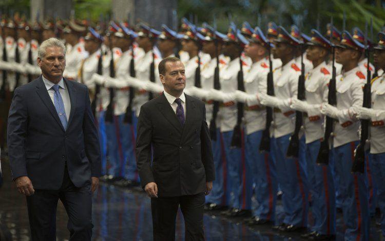 Rusia considera a Cuba socia fundamental en AL pese a EEUU