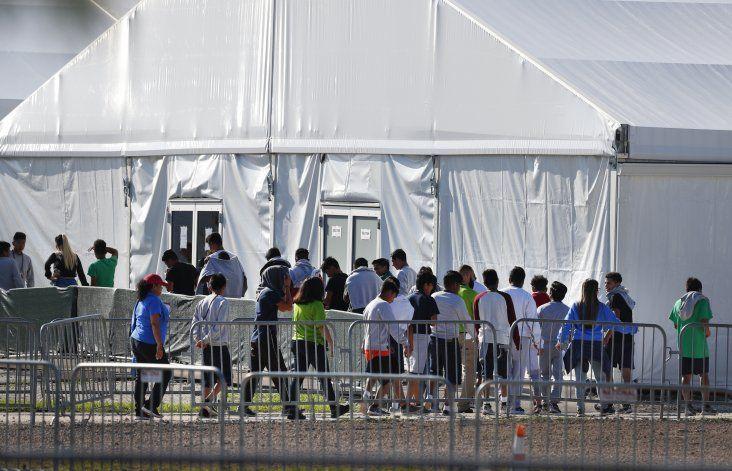 EEUU: ACLU pide indemnizar a familias migrantes separadas