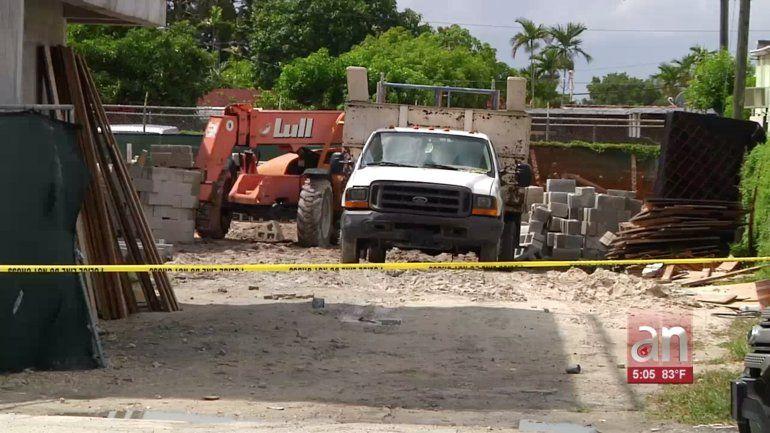 Muere un hombre electrocutado en una obra de construcción de Hialeah
