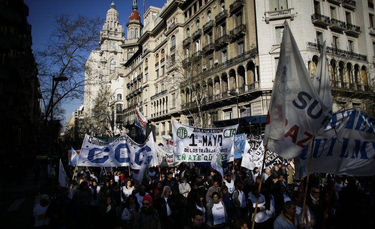 Movimiento sindical argentino avanza hacia la reunificación