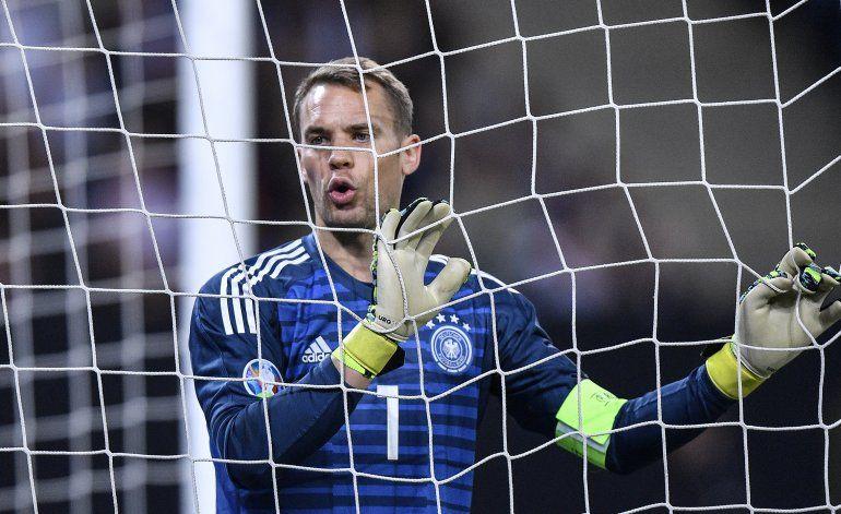 Löw ratifica a Neuer sobre ter Stegen en el arco de Alemania