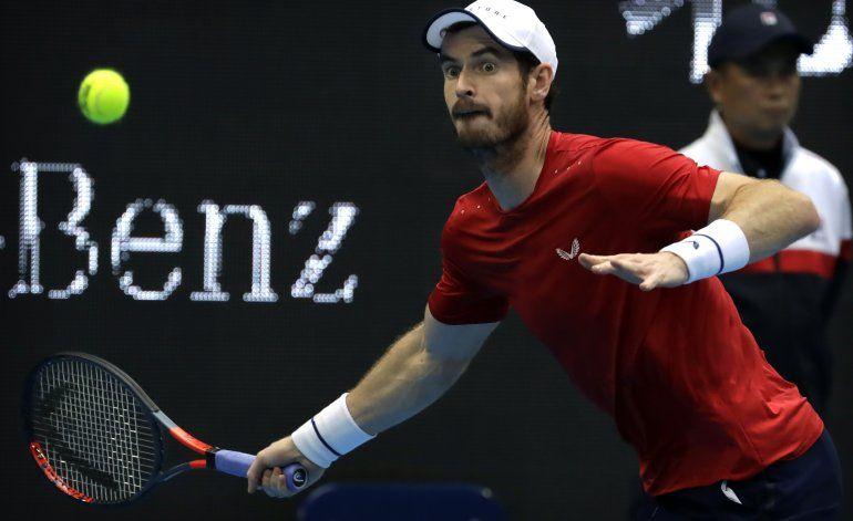 Osaka doblega a Andreescu en Beijing, Murray cae en cuartos