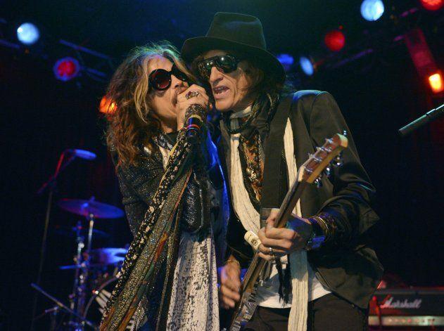 Aerosmith es nombrada Persona del Año de MusiCares