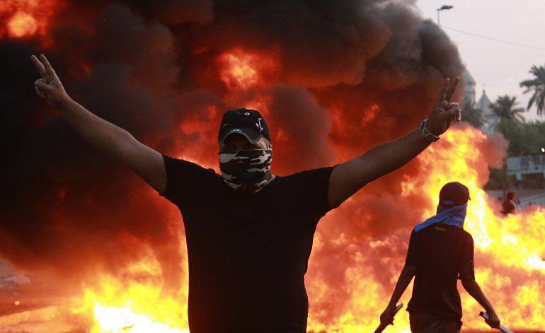 AP EXPLICA: Malestar en Irak se produce en momento crítico
