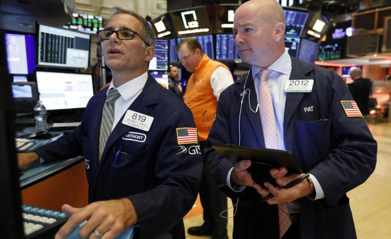 Wall Street cierra con fuertes alzas