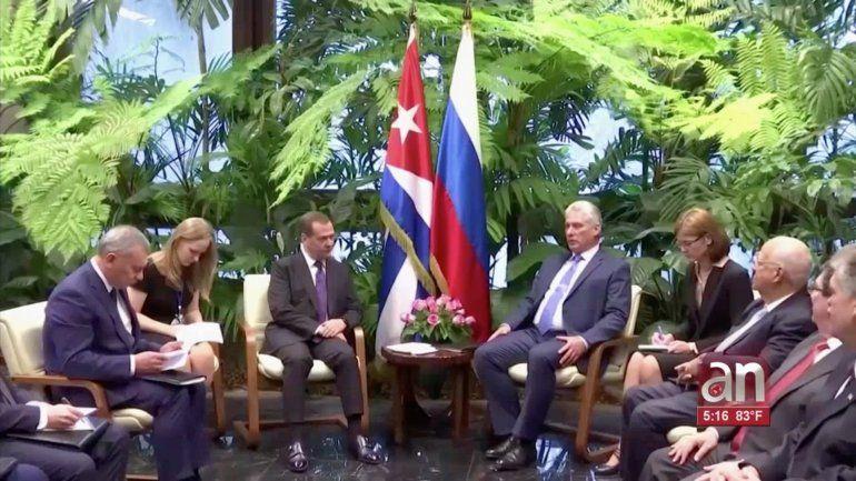 Rusia asegura que Cuba siempre contará con su apoyo pero no dice si le dará mas petróleo