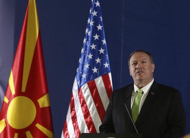 El caso de Ucrania afecta al Departamento de Estado de EEUU