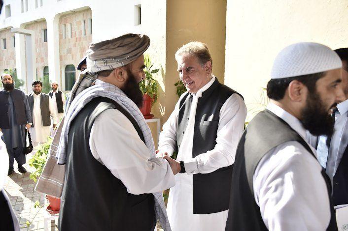 Talibán se reúnen con EEUU por 1a vez desde acuerdo muerto