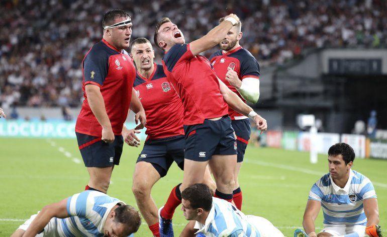 Argentina queda con un pie afuera del Mundial de rugby