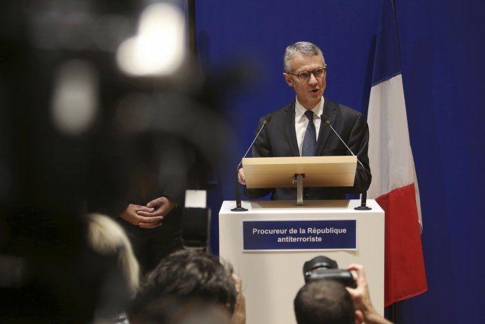 París: agresor parecía tener contactos con salafistas