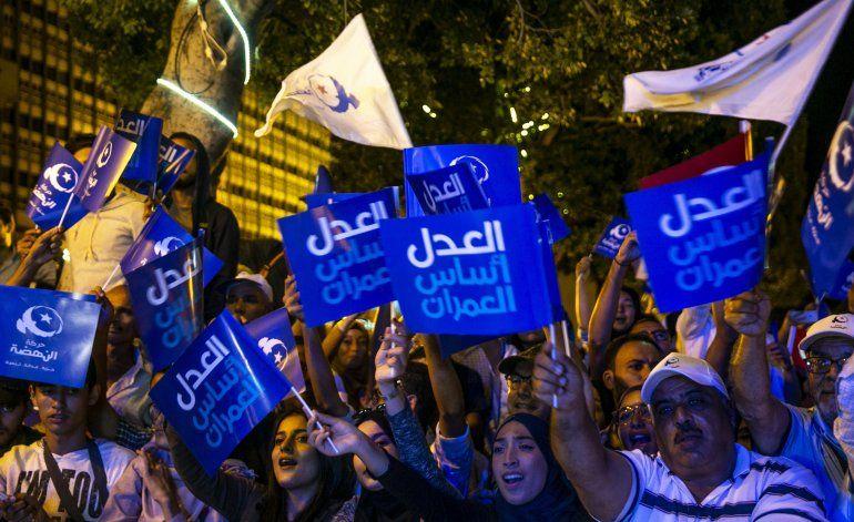Islamistas buscan permanencia en las parlamentarias de Túnez