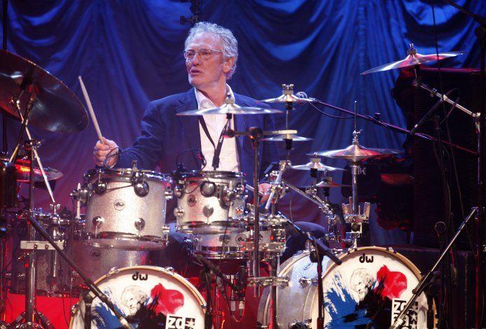 Fallece Ginger Baker, el baterista de Cream, a los 80 años