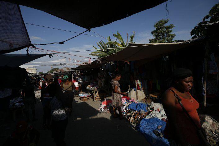 Las protestas en Haití asfixian a las poblaciones rurales