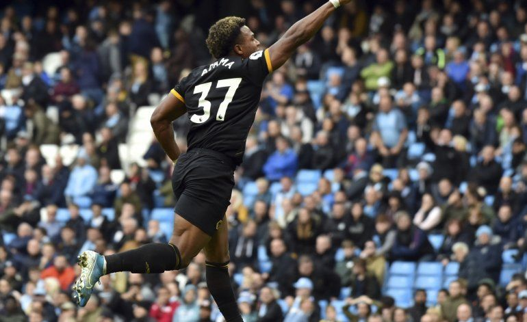 Man City cae ante Wolves 2-0; Arsenal y Chelsea ganan