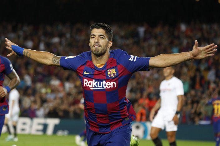 Con un golazo, Messi sella goleada del Barça sobre Sevilla