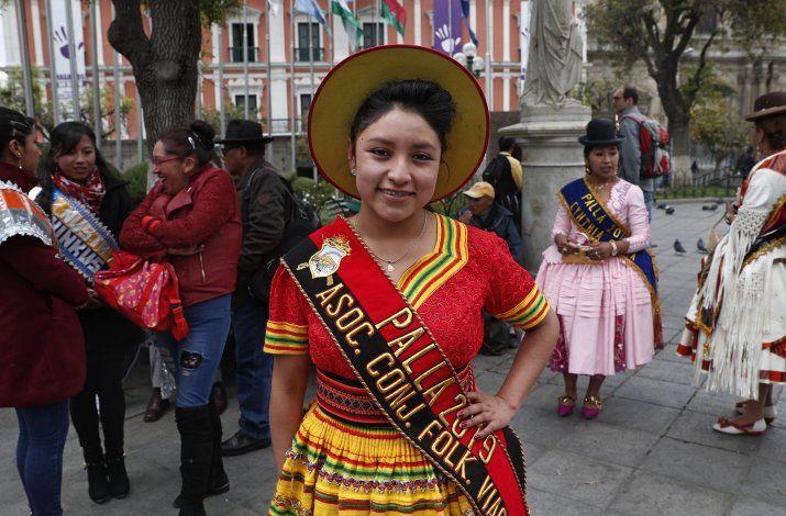 """Evo Morales no es """"moda"""" entre jóvenes electores bolivianos"""