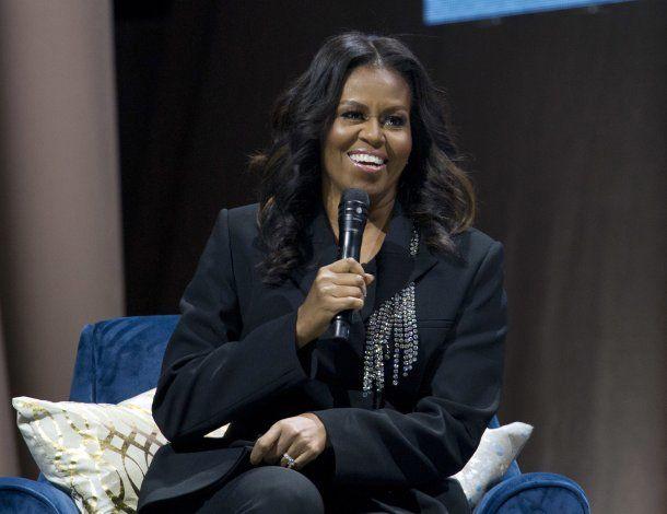 Próximo libro de Michelle Obama será complemento de Becoming