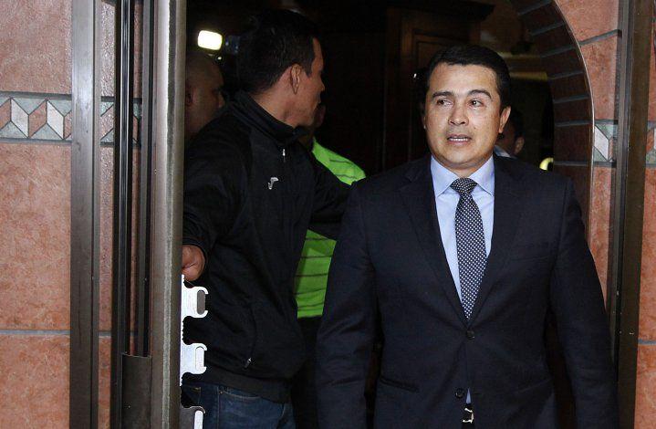 """Testigo: """"El Chapo"""" aportó a campaña de presidente Honduras"""