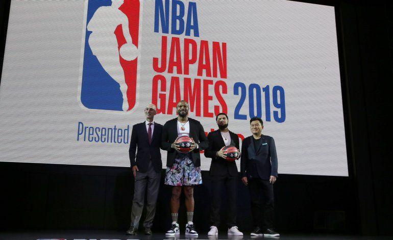 Reacción de NBA ante tuit, distinta en inglés y chino