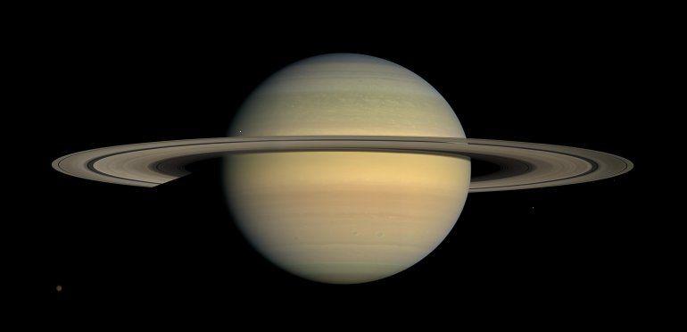 Descubren 20 lunas nuevas alrededor de Saturno
