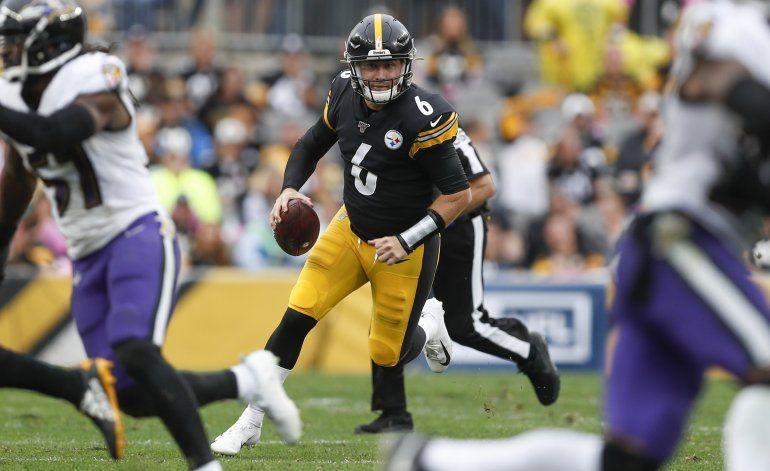 Futuro dudoso para Steelers, con estatus incierto de Rudolph