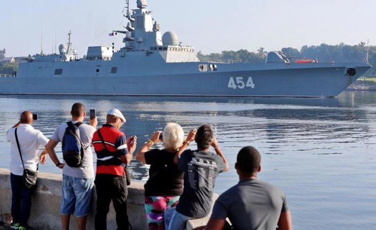 No habrá barcos militares rusos que custodien a los tanqueros que transportan petróleo de Venezuela a Cuba