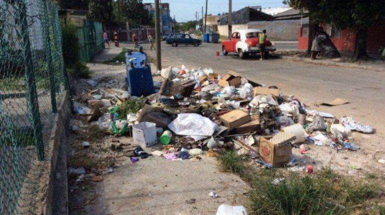 De Guantánamo a La Habana: la falta de higiene que afecta a los cubanos