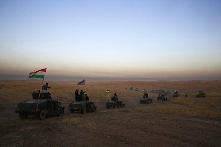 Los kurdos vuelven a sentirse abandonados por EEUU