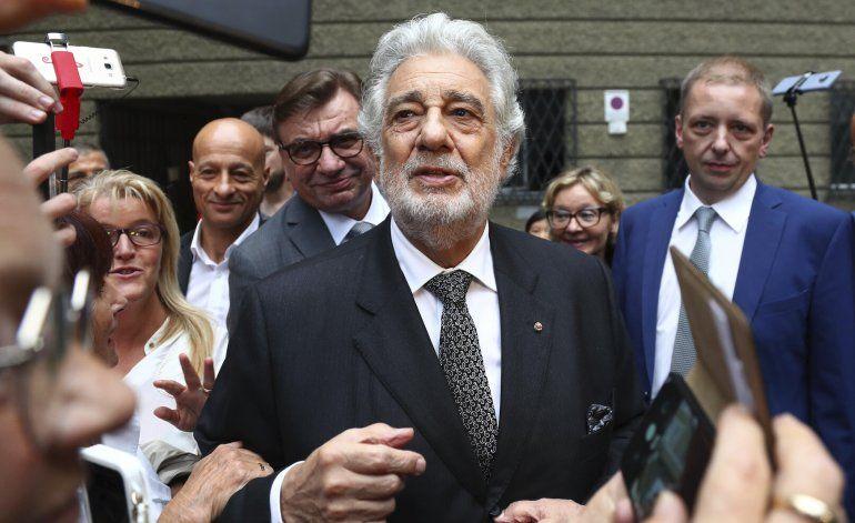 Ópera de Los Ángeles elimina viejo cargo de Plácido Domingo