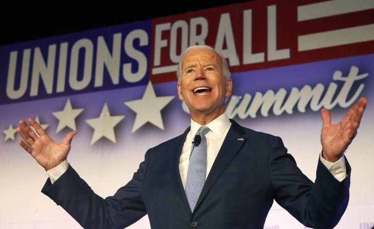 Biden gana la primaria de Carolina del Sur dando aire a su campaña de cara al Supermartes