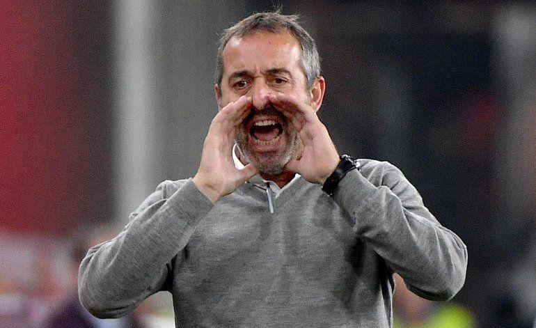 El Milan despide al DT Giampaolo tras apenas 4 meses