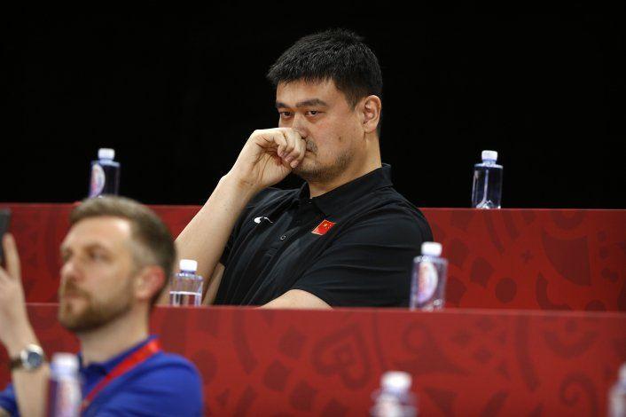 ¿Podría Yao Ming limar asperezas entre la NBA y China?