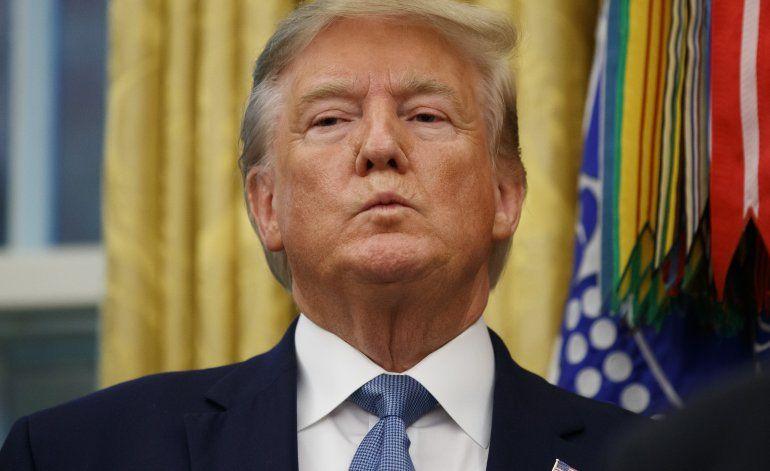 Casa Blanca no participará en pesquisa de juicio político