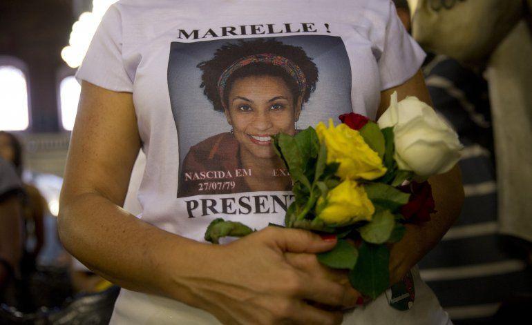 Concejal asesinada y otros dos brasileños optan a premio UE