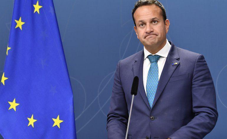 Primer ministro irlandés ve lagunas en planes de Brexit