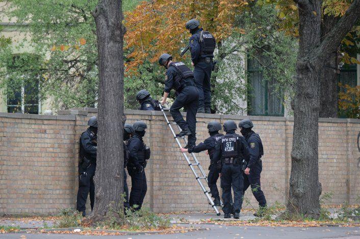 Alemania: Letal ataque a sinagoga se trasmitió por internet