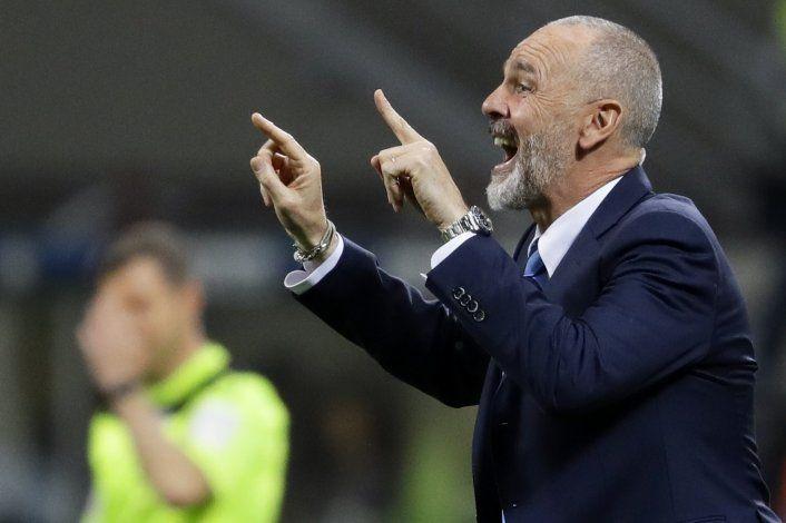 Milan contrata a Pioli como su nuevo técnico