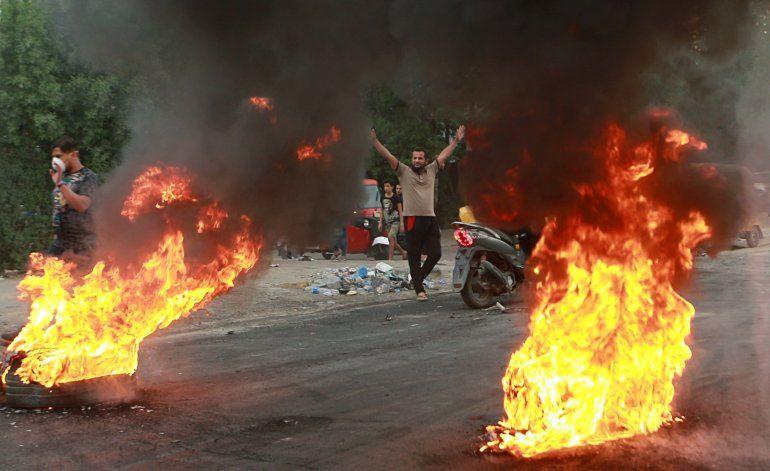 El malestar iraquí estalla en una crisis sin salida visible