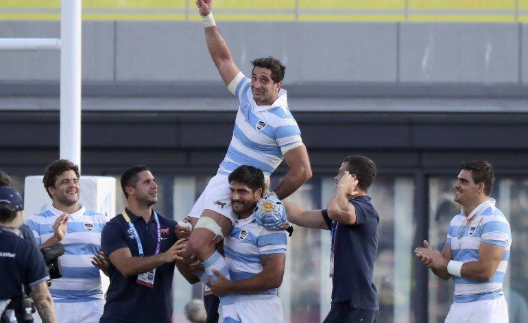 Rugby: Argentina se despide con paliza a EEUU