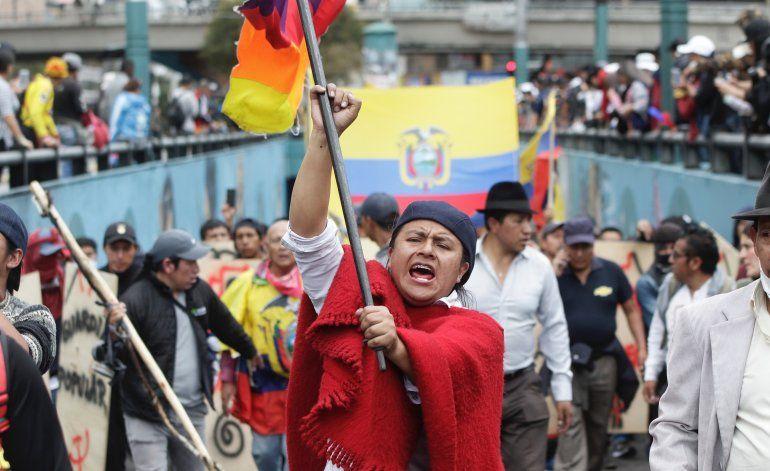 Lenín Moreno denuncia plan desestabilizador en Ecuador