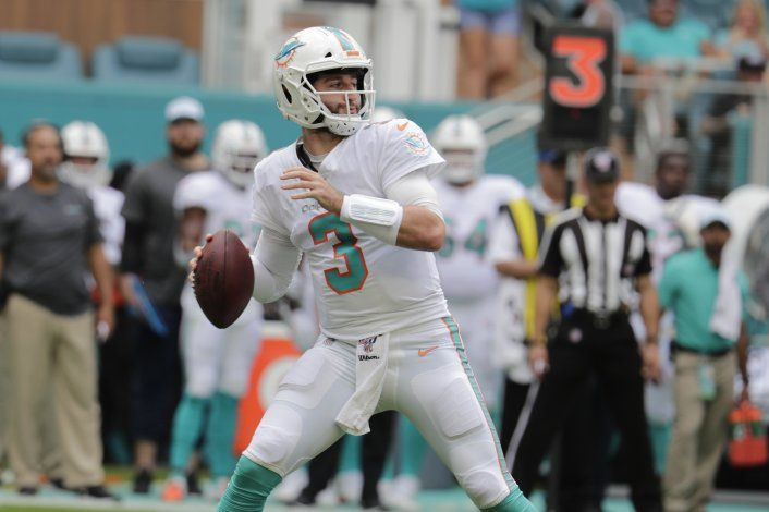 Dolphins confían titularidad al quarterback Josh Rosen