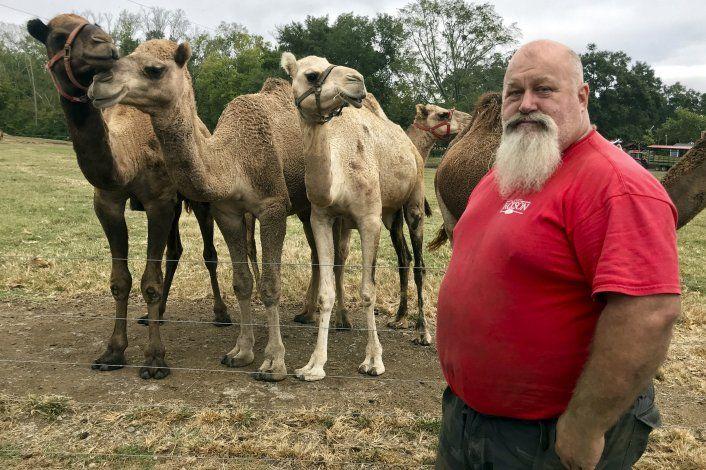 La sequía llena el sur de EEUU de polvo y temor