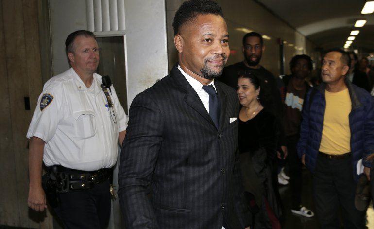Cuba Gooding Jr. enfrenta nuevo cargo en caso de abuso