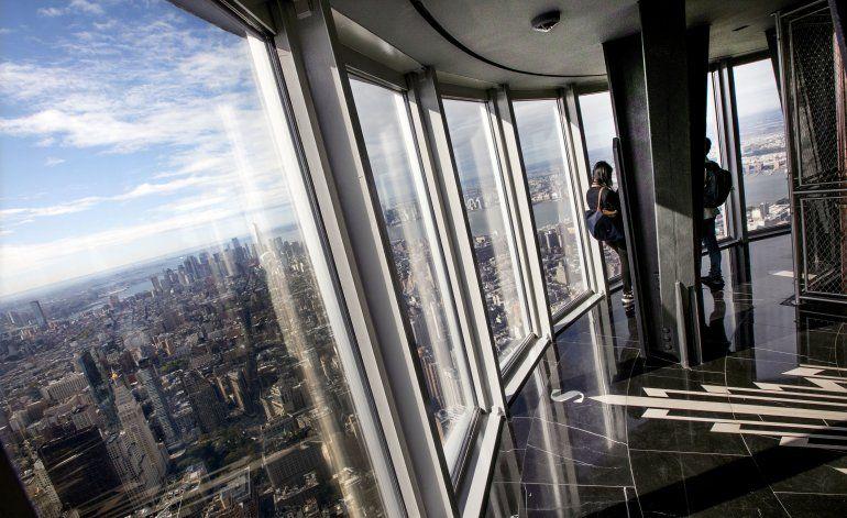 El Empire State estrena observatorio con enormes ventanales