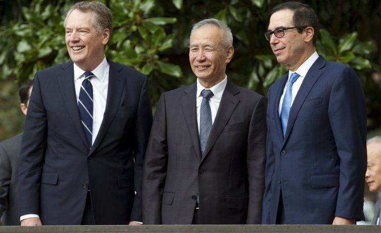 Trump se reunirá con principal negociador comercial de China