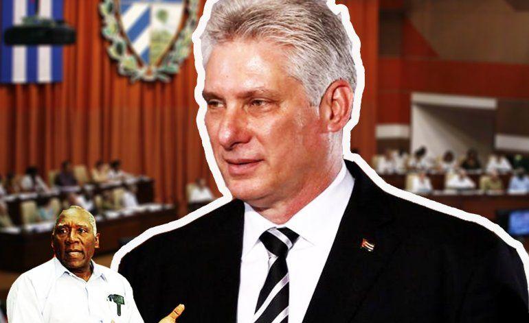 Sin sorpresas: Miguel Díaz-Canel designado presidente de la República, cargo que reaparece en Cuba