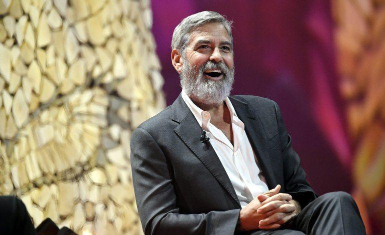 Comentarios de Trump sobre kurdos indignan a George Clooney